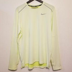 Nike Element 3.0 men's long sleeve running crew
